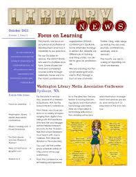 october newsletter ideas october newsletter pdf flipbook