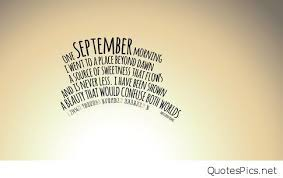 best september quote pe calendar