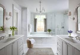 bathroom vanities facing each other