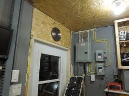 Solar Shed 2  YouTubeSolar Garage Lighting