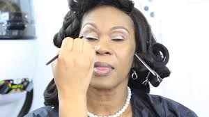 makeup for older women black woman over 50 makeup