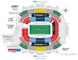 Buffalo Bills Virtual Seating Chart Buffalo Bills Seating Chart For Stadium Buffalo Bills