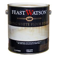 Feast Watson Liming White Floor Finish 4l