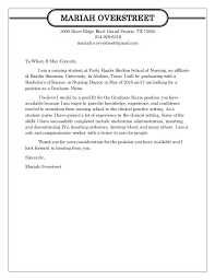 General Cover Letter For Student General Cover Letter To Whom It May