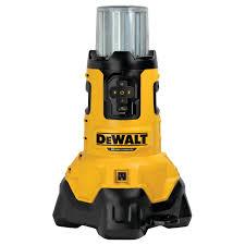 Dewalt 18v Light 20v Max Tool Connect Corded Cordless Led Area Light