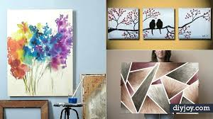 full size of diy canvas painting ideas living room for bedroom frame decorating likable cool charming