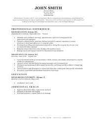Chicago Resume Template Word Chicago Resume Template 10