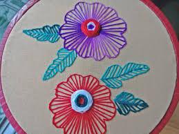 New Design Hand Embroidery Hatar Kaj New Desine Latest Desine