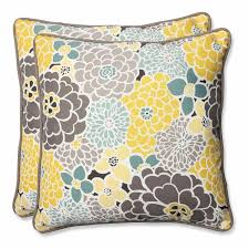 styles large throw pillows for couch  yellow throw pillows