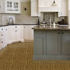 Plastic Floor Tiles Kitchen Nexus Medium Oak Plank Look 12x12 Self Adhesive Vinyl Floor Tile