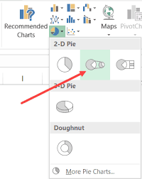 How To Draw A Pie Chart Using Excel How To Make A Pie Chart In Excel Easy Step By Step Guide