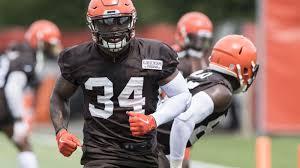 Cleveland Browns Fantasy Football Outlook Running Backs