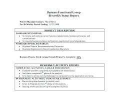 Quarterly Status Report Template Grant Report Template Writing For In Hospitals Final Example