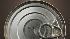 Canned Food Expiration Dates Chart Do Canned Foods Ever Expire