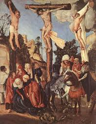 famous painting the crucifixion of lucas cranach the elder
