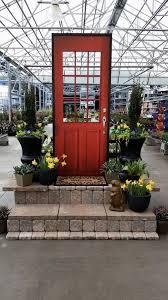 display in the garden center lowe s decatur