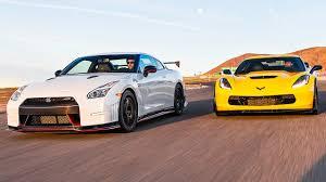 2015 Chevrolet Corvette Z06 vs. 2015 Nissan GT-R Nismo! - Head 2 ...