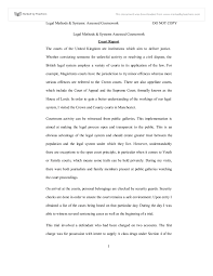 court report university law marked by teachers com document image preview