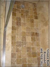 Travertine Kitchen Floor Tiles Zciiscom Travertine Tile Shower Maintenance Shower Design