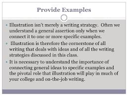 illustrative essays cccti <br > 4