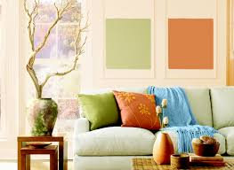 Peach Bedroom Decorating Living Room In Icy Peach Living Rooms Rooms By Color Color