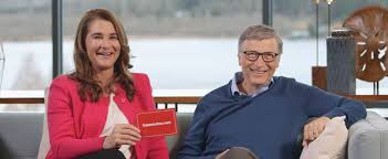 Melinda gates, wife of microsoft founder and business magnate bill gates, has shared an unseen wedding photo from their 1994 wedding on social media. We Didn T See This Coming Bill Gates