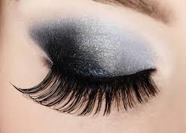 long lashes source blue eye makeup