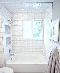 tile around bathtub ideas white subway tile tub surround ideas and pictures mosaic tile bathroom ideas