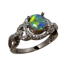 black opal rings black opal rings black opal rings for lightning ridge black opal rings