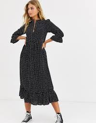 Платья в горошек купить в интернет-магазине LikeWear.ru