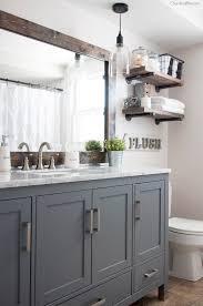 Bathroom Mirror Frame How To Frame A Bathroom Mirror Cherished Bliss