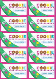 Cookie Program Promotional Materials Girl Scouts Of