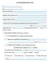 Promissory Note Templates Word Promissory Note Format India Naveshop Co