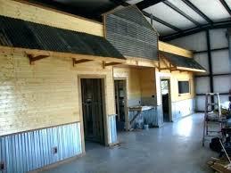 sheeg corrugated metal letter wall decor tin walls