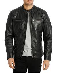 breckenridge leather jacket image 1