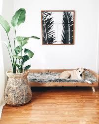 dog bedroom furniture. Mid Century Modern Dog Bed Furniture And Dogs Platform Bedroom