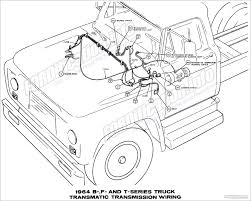 1964 ford truck wiring diagrams fordification info 61 66 f100 1964 ford truck wiring diagrams fordification