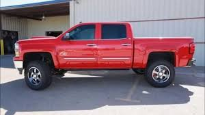 Truck chevy concept one truck : Lifted 2014 Chevrolet Silverado 1500 Tuscany Concept One - YouTube