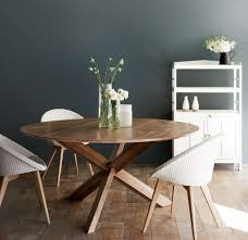 white wood round dining table awesome teak round dining table sits 4 to 6 for the
