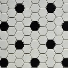 black and white hexagon tile floor. Wonderful White Black And White Hexagon Floor Tile Flower Somertile 1025x1175inch 004 Adex  Tile 4291b0d0003eed717da4e05dd69e6e6c Intended