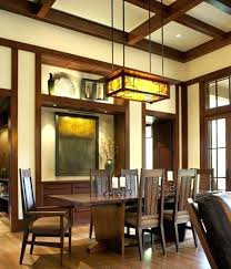 lighting craftsman lighting dining room mission style chandeliers with craftsman style lighting