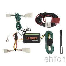 curt trailer hitch t connector wiring harness 56142 for lexus is curt trailer wiring harness at T Connector Wiring Harness