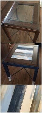 diy rustic coffee table makeover the jar half full home coffee table makeover rustic coffee tables and jar