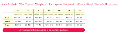 Spanx Power Mama Size Chart The Spanx Almari Size Charts For The Perfect Fits