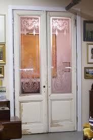 french closet doors with frosted glass simple glass interior wood door with frosted glass panel