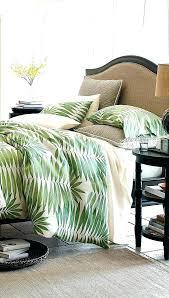 palm leaf bedding comfort wash palm forest duvet banana leaf bedding banana leaf and bananas a