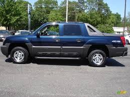2006 Dark Blue Metallic Chevrolet Avalanche LS 4x4 #30330405 Photo ...