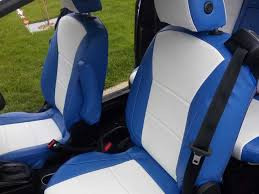 ford b max front seat covers in leatherette