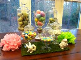 Apothecary Jars Decorating Ideas Decorating With Easter Apothecary Jars Mommy Blogs Decorate 67