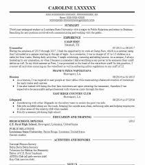 resume specialties examples eye grabbing counselor resumes samples livecareer